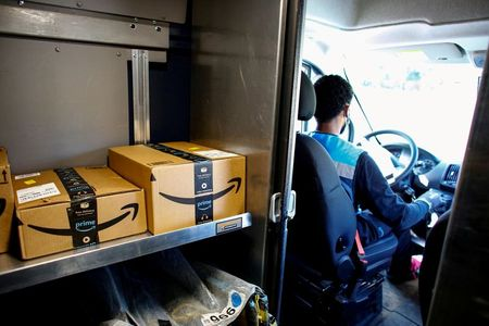 tagreuters.com2020binary_LYNXMPEGAT1MO-VIEWIMAGE Amazon says sellers racked up more than $4.8 billion in sales over weekend Business Top Stories [your]NEWS