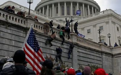Republicans face growing corporate backlash after Capitol assault