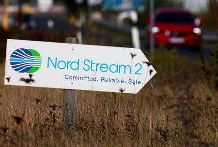 tagreuters.com2021binary_LYNXMPEH0C06L-VIEWIMAGE Exclusive: U.S. tells European companies they face sanctions risk on Nord Stream 2 pipeline Business [your]NEWS