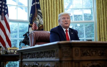 tagreuters.com2021binary_LYNXMPEH0D03G-VIEWIMAGE Trump bolsters ban on U.S. investments in China Business Politics Top Stories [your]NEWS