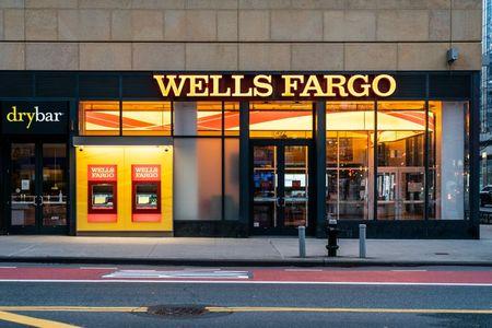 Wells Fargo records surprise quarterly profit