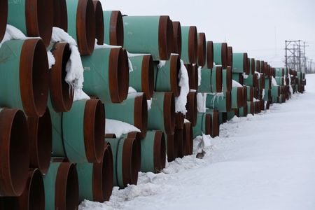 Even without Keystone XL, U.S. set for record Canadian oil imports