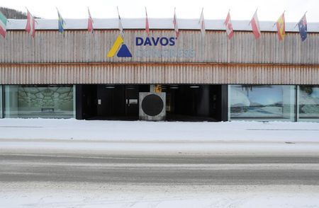 tagreuters.com2021binary_LYNXMPEH0M0CL-VIEWIMAGE Davos ski resort eerily quiet without economic talkfest this year Business [your]NEWS