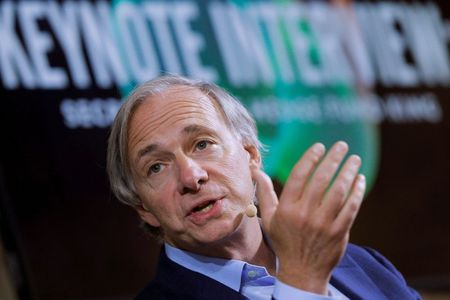Bridgewater's Dalio sees U.S. divided, in 'terrible financial state'