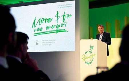 BP's oil exploration team swept aside in climate revolution