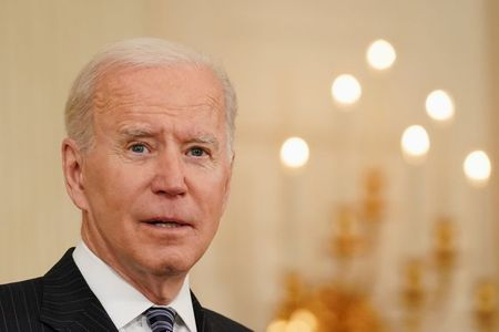 tagreuters.com2021binary_LYNXMPEH3618F-VIEWIMAGE Biden willing to negotiate on corporate taxes, but 'sick and tired' of non-payers Business Politics Top Stories [your]NEWS