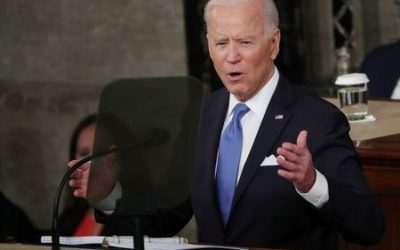 Biden pleads for unity, warns of Chinese threat, in speech to Congress