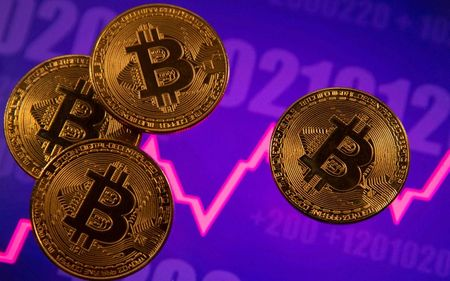 tagreuters.com2021binary_LYNXMPEH430NW-VIEWIMAGE S&P Dow Jones brings bitcoin, ethereum to Wall St with cryptocurrency indexes Business [your]NEWS