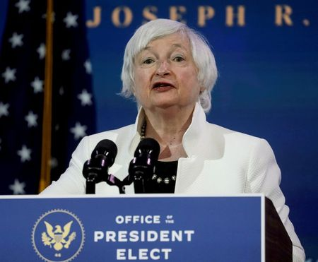 tagreuters.com2021binary_LYNXMPEH430V2-VIEWIMAGE Yellen says she sees no inflation problem after rate hike comments roil Wall Street U.S. [your]NEWS