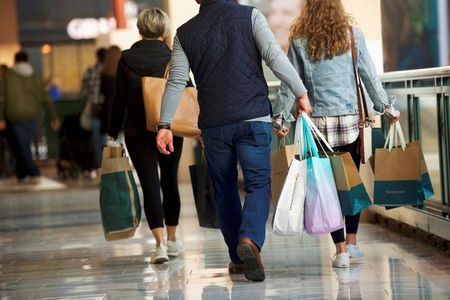 U.S. retail sales pause, record savings seen supporting spending