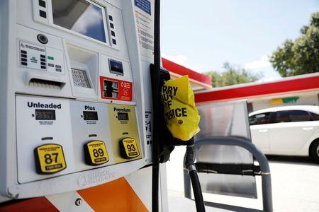 Massive replenishment begins to ease U.S. fuel shortages after hack