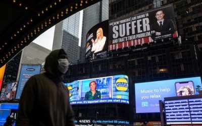 Jared and Ivanka threaten lawsuit over Times Square billboards