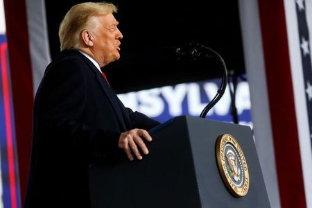 tagreuters.com2020binary_LYNXMPEG9Q1AQ-VIEWIMAGE U.S. cannot shield Trump from rape accuser's defamation lawsuit, judge rules Politics Top Stories U.S. [your]NEWS