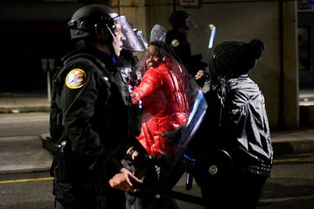 tagreuters.com2020binary_LYNXMPEG9R07N-VIEWIMAGE Tension grips Philadelphia for second night after fatal police shooting of Black man Top Stories U.S. [your]NEWS