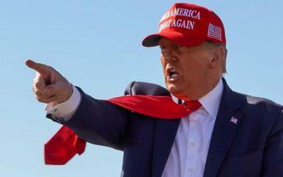 As COVID-19 roars back in U.S., Trump holds rally in battleground Arizona
