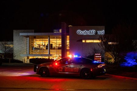 tagreuters.com2020binary_LYNXMPEGAK02J-VIEWIMAGE Suspect at large after multiple people wounded in Wisconsin mall shooting Top Stories U.S. [your]NEWS