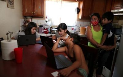 Families sue California, say state fails to educate poor, minority students amid pandemic