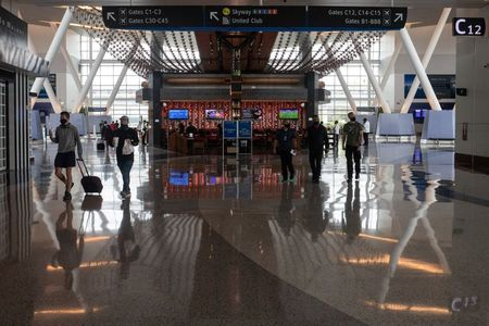 U.S. airports warn of $40 billion impact of COVID-19, seek more government aid