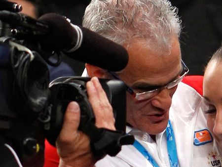 Ex-Olympic gymnastics coach faces human trafficking, other charges