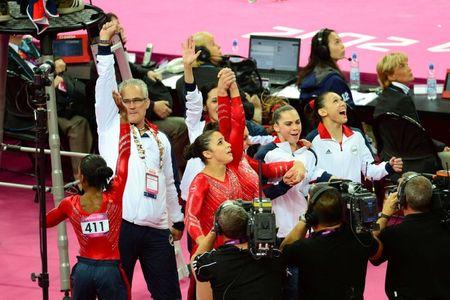 Gymnastics: Former gymnasts launch legal case against UK governing body