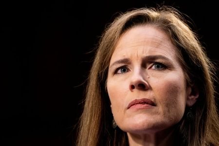 Justice Amy Coney Barrett Second Amendment dilemma
