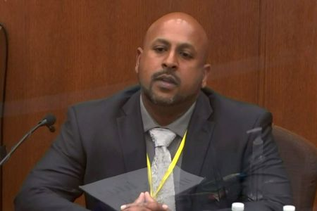 tagreuters.com2021binary_LYNXMPEH3611H-VIEWIMAGE Chauvin had no need for force after Floyd was handcuffed and prone, expert testifies Top Stories U.S. [your]NEWS