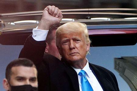 Trump tells Republican donors he'll help win Congress in 2022