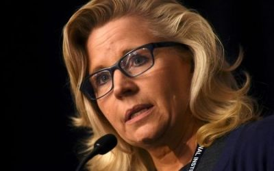 U.S. Republicans step up push to oust key Trump critic Liz Cheney