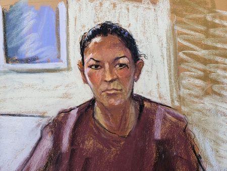 Judge will not end Ghislaine Maxwell's 'flashlight surveillance' in jail