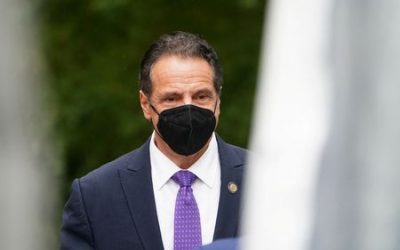 Cuomo calls for outside review after second former aide alleges sexual misconduct