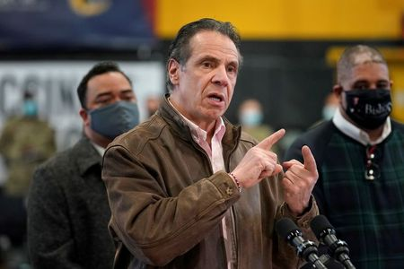 tagreuters.com2021binary_LYNXNPEH1R0C7-VIEWIMAGE New York attorney general to oversee Cuomo sexual misconduct probe Politics Top Stories U.S. [your]NEWS