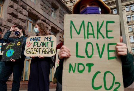 Analysis: Carbon pricing rises as world's weapon of choice in climate fight