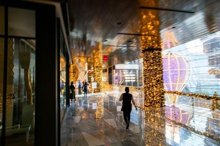 U.S. holiday sales rise 8.3% in 2020 as stimulus checks boost spending: NRF
