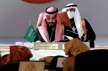 tagreuters.com2021binary_LYNXMPEH0N0CN-VIEWIMAGE Saudi sovereign fund to double assets in next five years to $1.07 trillion: Crown Prince Business [your]NEWS