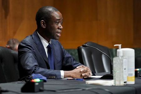 Pandemic aid to poorest countries critical to U.S. interests: Treasury nominee Adeyemo
