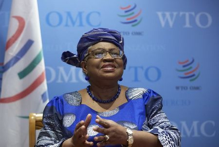 WTO chief seeks solutions to 'glaring' vaccine inequity, upbeat on IP waiver