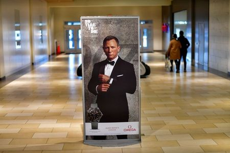 tagreuters.com2021binary_LYNXMPEH0L0TQ-VIEWIMAGE James Bond movie 'No Time to Die' delayed again amid pandemic Entertainment [your]NEWS