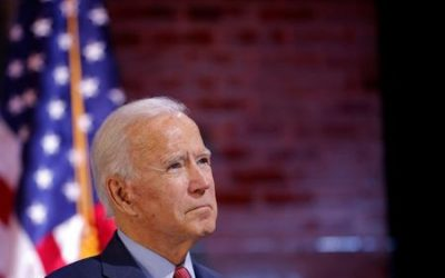 Biden urges end to looting after Philadelphia Black man's killing