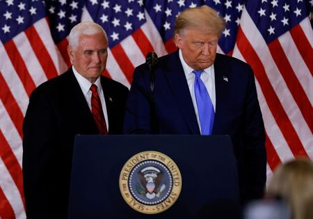 tagreuters.com2021binary_LYNXMPEH0C02P-VIEWIMAGE Pence says he opposes removing Trump with the 25th Amendment Politics Top Stories [your]NEWS