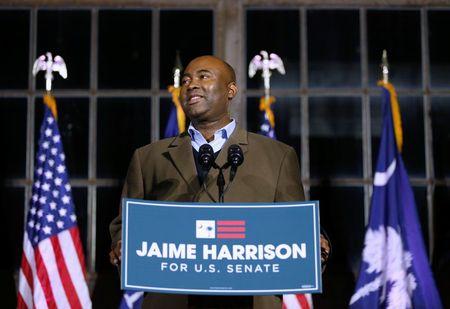 Biden picks former South Carolina Democratic Party chair Harrison to head DNC
