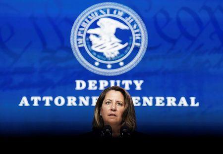 Biden names Lisa Monaco as temporary adviser for inauguration security