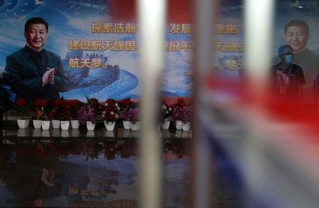 tagreuters.com2020binary_LYNXMPEGAM0NS-VIEWIMAGE China to launch moon probe, seeking first lunar rock retrieval since 1970s Science & Technology [your]NEWS