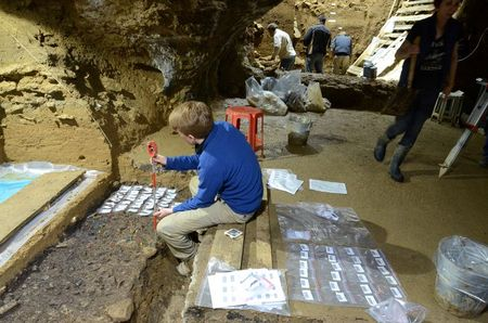 tagreuters.com2021binary_LYNXMPEH361PY-VIEWIMAGE Bulgarian cave remains reveal surprises about earliest Homo sapiens in Europe Science & Technology [your]NEWS
