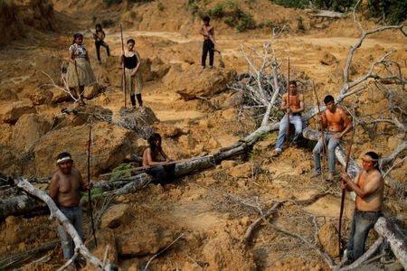 Scientists find only 3% of land areas unblemished by humans
