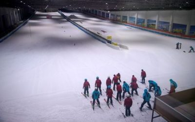 Ad-Tesla Winter Sports Winter Sports [your]NEWS