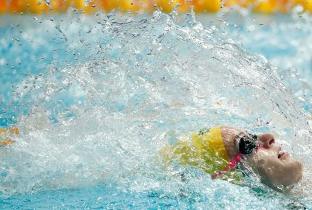 In-form McKeown smashes short course 200m backstroke record