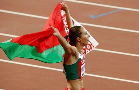 Former 800m world champion Arzamasova gets four-year doping ban