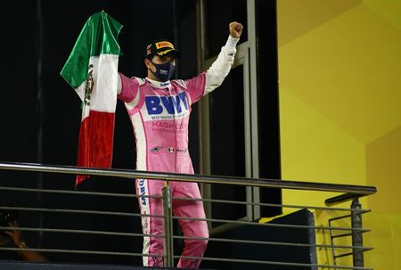 tagreuters.com2020binary_LYNXMPEGB50JS-VIEWIMAGE Am I dreaming? Shocked Perez is an F1 winner at last Auto Racing Sports [your]NEWS