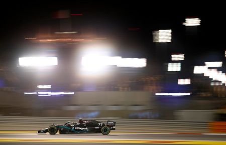 Bottas looks to be on borrowed time at Mercedes