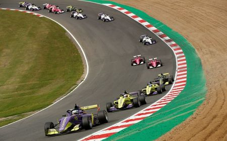 W Series to race with F1 in the Americas in 2021